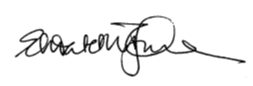 Libby Gruner Signature
